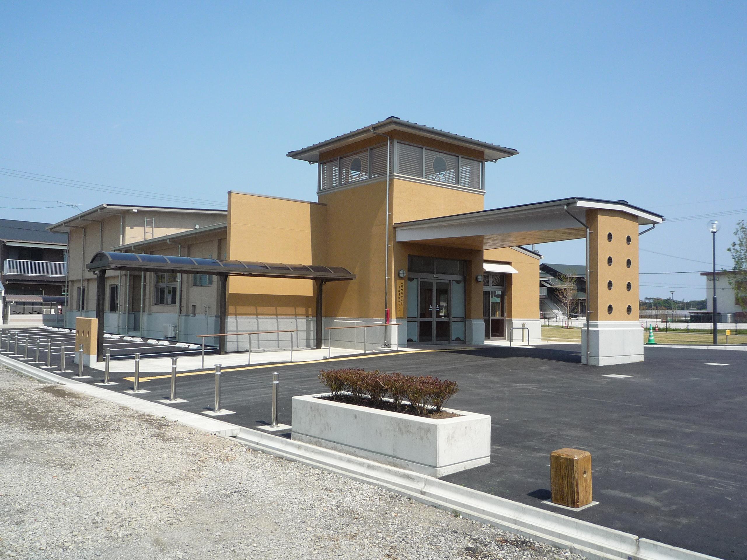 高鍋町高齢者福祉センター