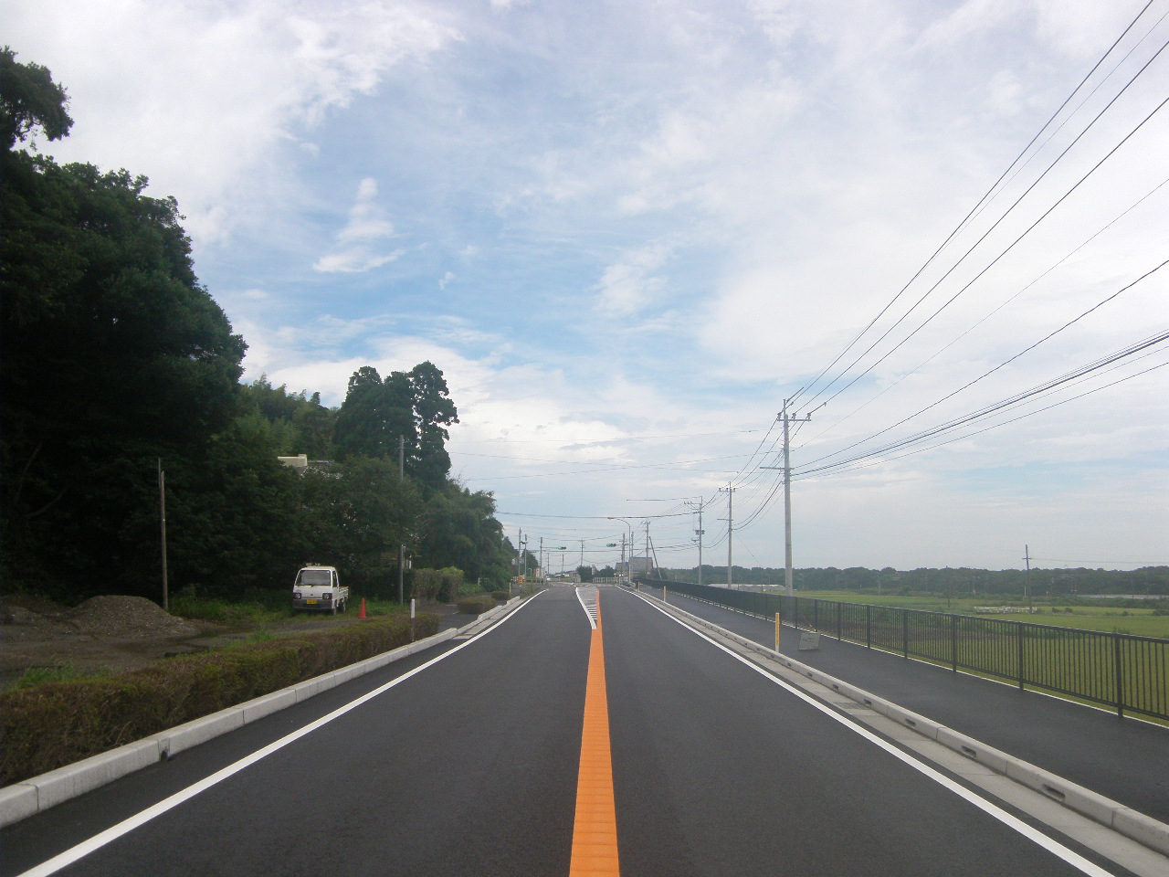 永谷工区歩道整備工事