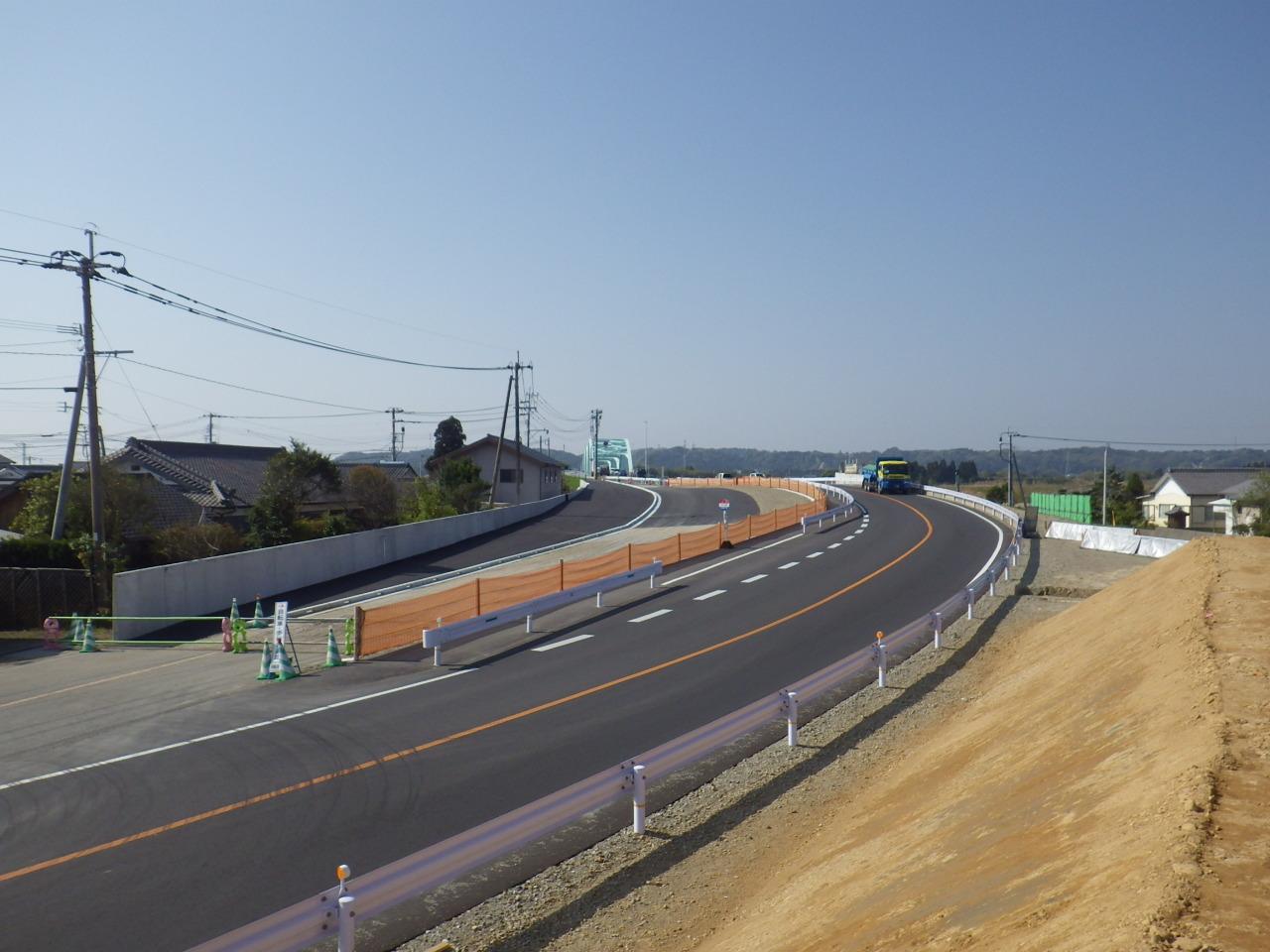 宮崎10号上富田地区改良工事
